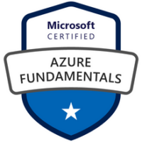 Azure Fundamentals Crtification
